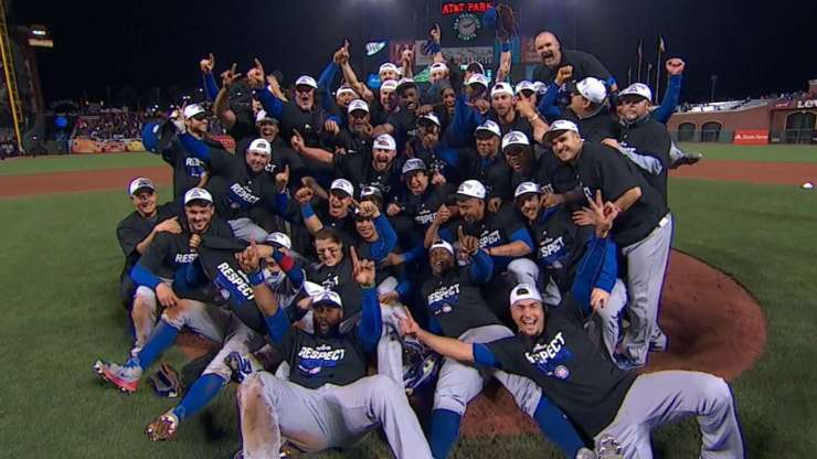 cubs giants