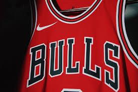 new bulls jersey