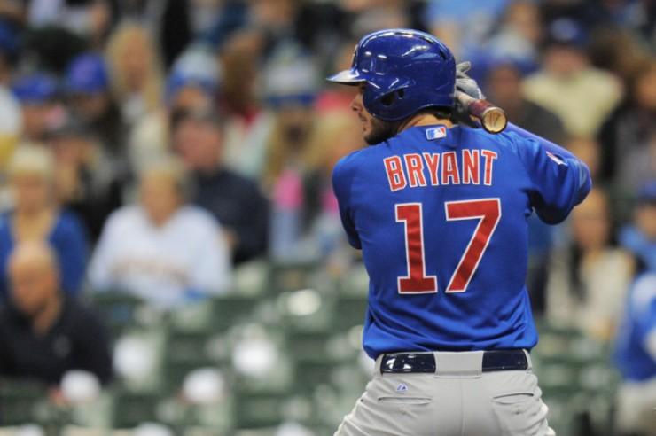 MLB: OCT 04 Cubs at Brewers