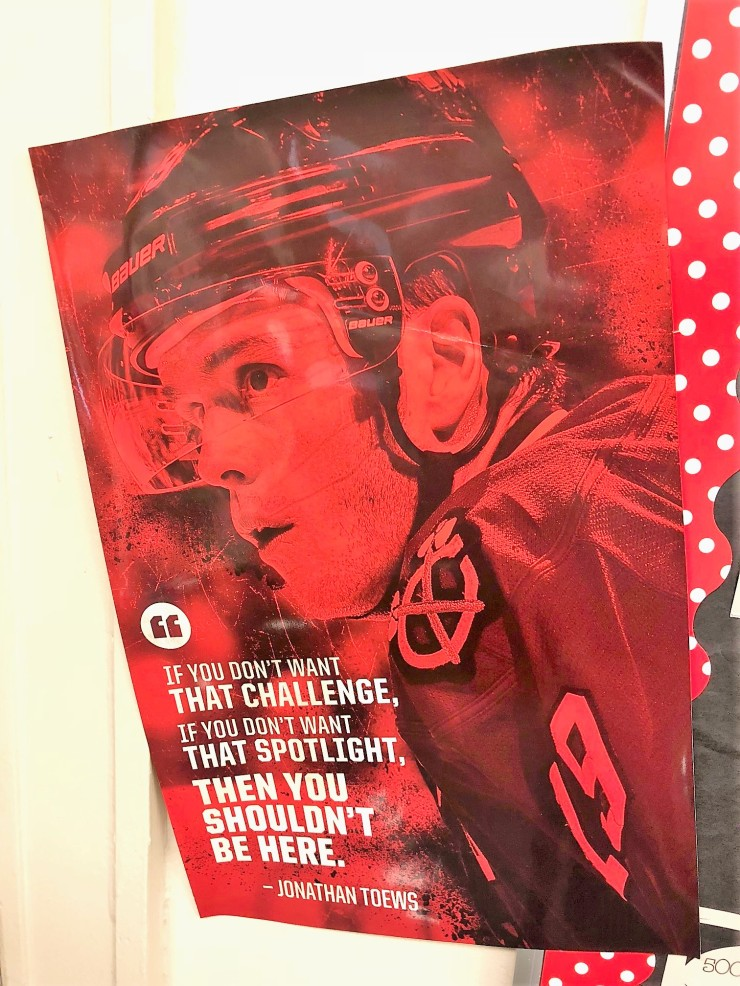 Jonathan Toews - Final Project